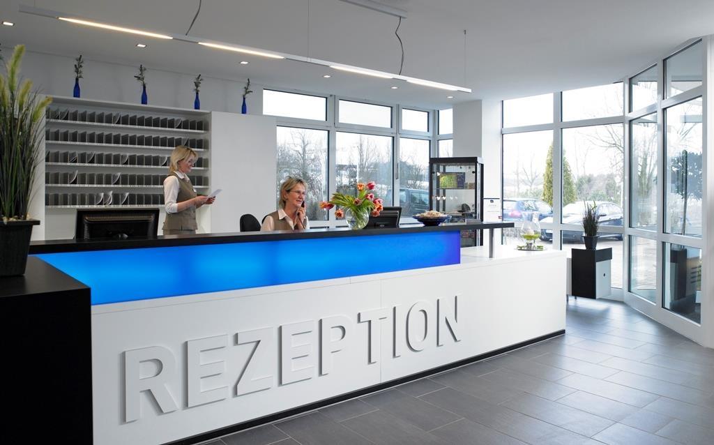 Best Western Hotel Bonneberg - Das Tagungshotel - Réception