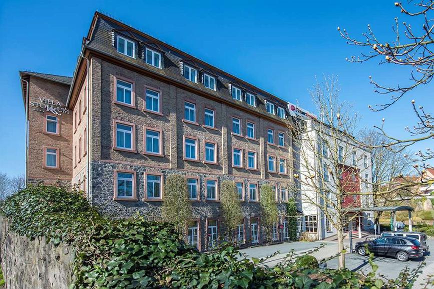 Best Western Premier Hotel Villa Stokkum - Aussenansicht