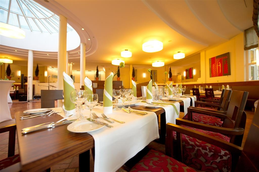 Best Western Premier Hotel Villa Stokkum - Restaurante