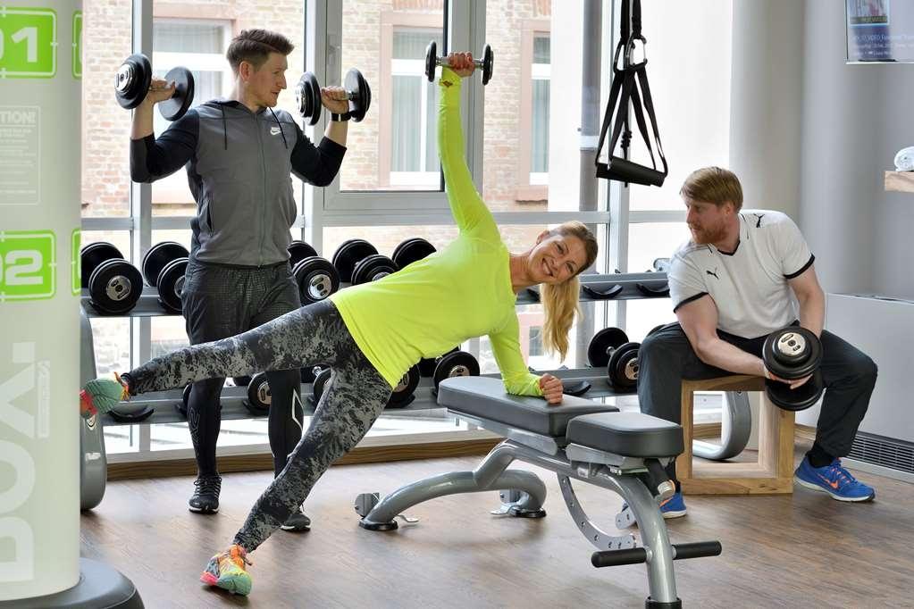 Best Western Premier Hotel Villa Stokkum - Gym