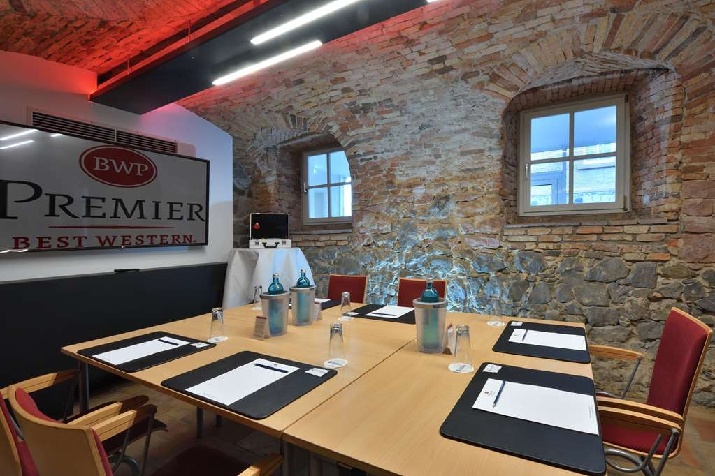 Best Western Premier Hotel Villa Stokkum - Salle de réunion