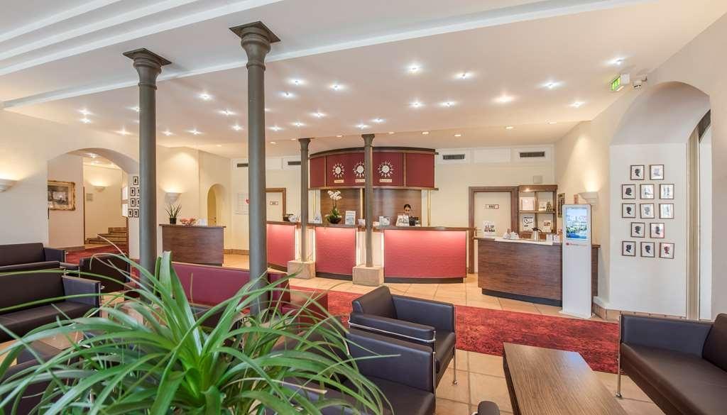 Best Western Premier Hotel Villa Stokkum - Vue du lobby