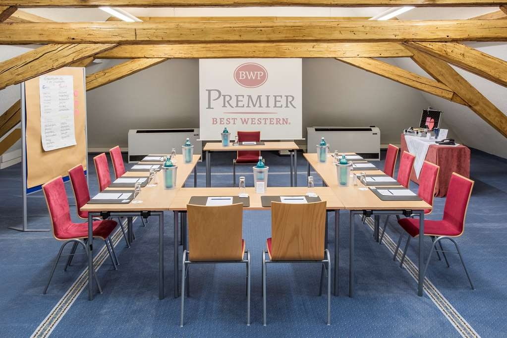 Best Western Premier Hotel Villa Stokkum - meeting room