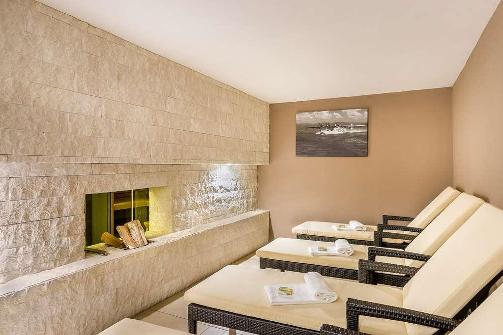 Best Western Hotel Goldenes Rad - Spa Area