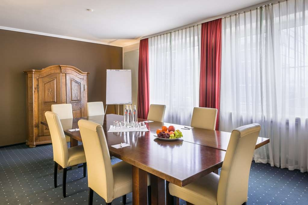 Best Western Hotel Goldenes Rad - Sala de reuniones