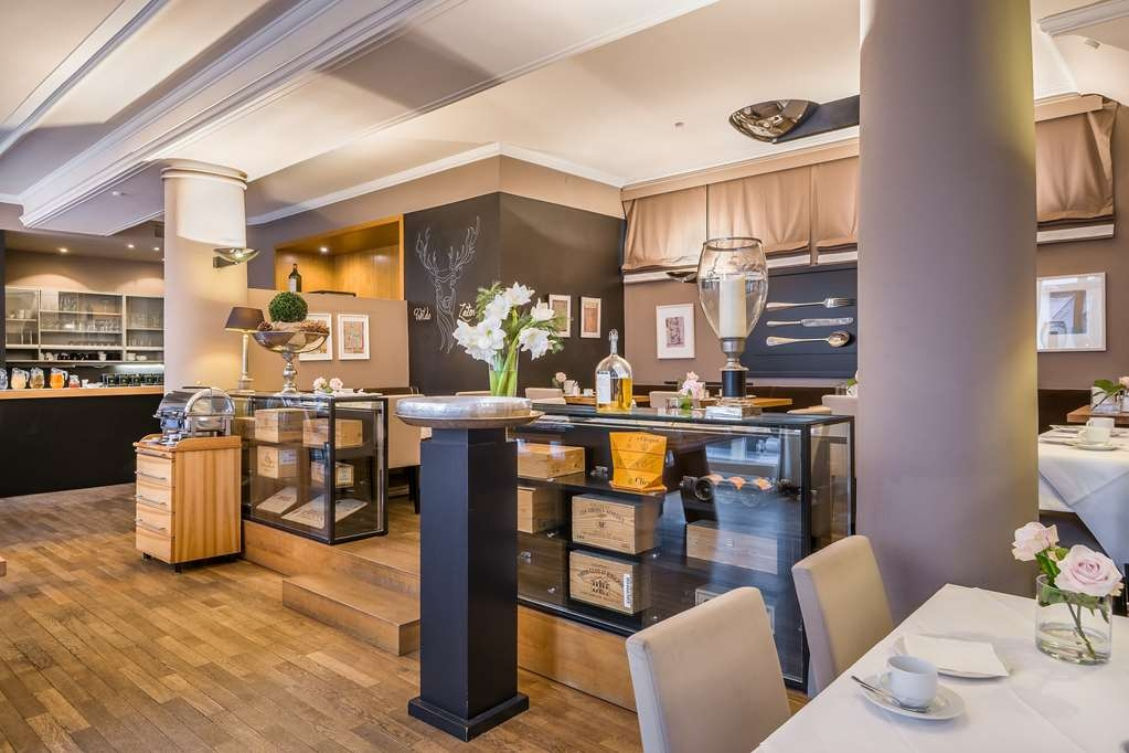 Best Western Hotel Goldenes Rad - Restaurante/Comedor