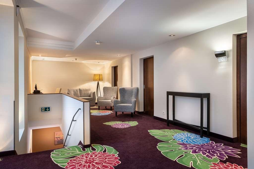 Best Western Hotel Goldenes Rad - proprietà amenità