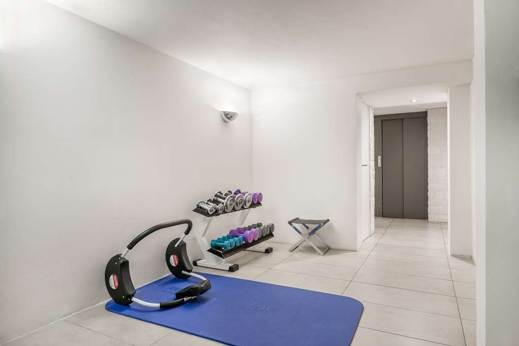 Best Western Hotel Goldenes Rad - Health club