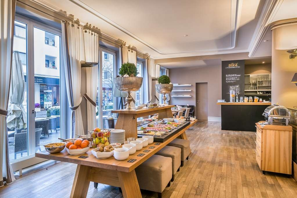 Best Western Hotel Goldenes Rad - Breakfast area