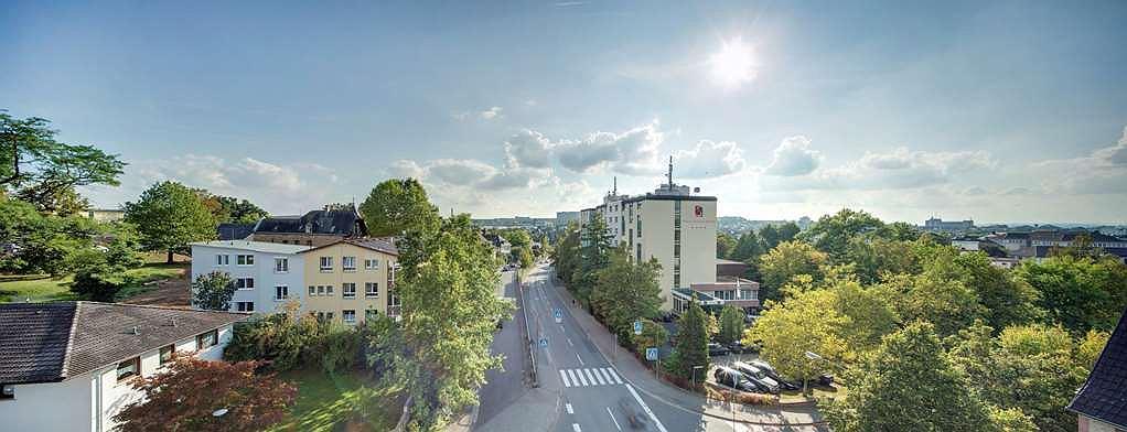Best Western Plus Hotel Steinsgarten - Area esterna