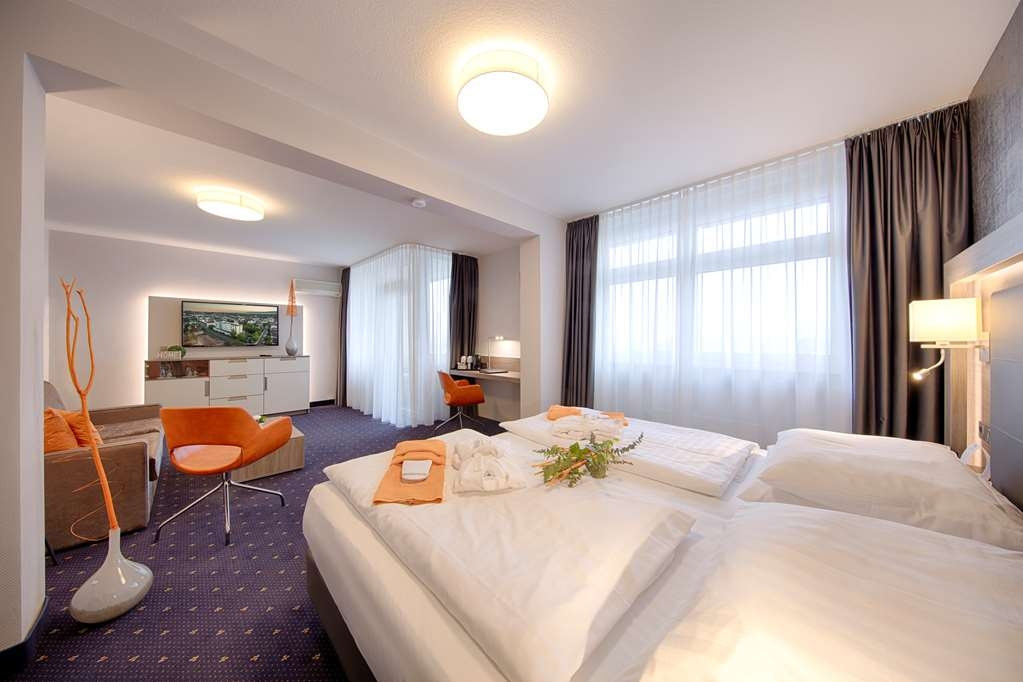 Best Western Plus Hotel Steinsgarten - Guest room