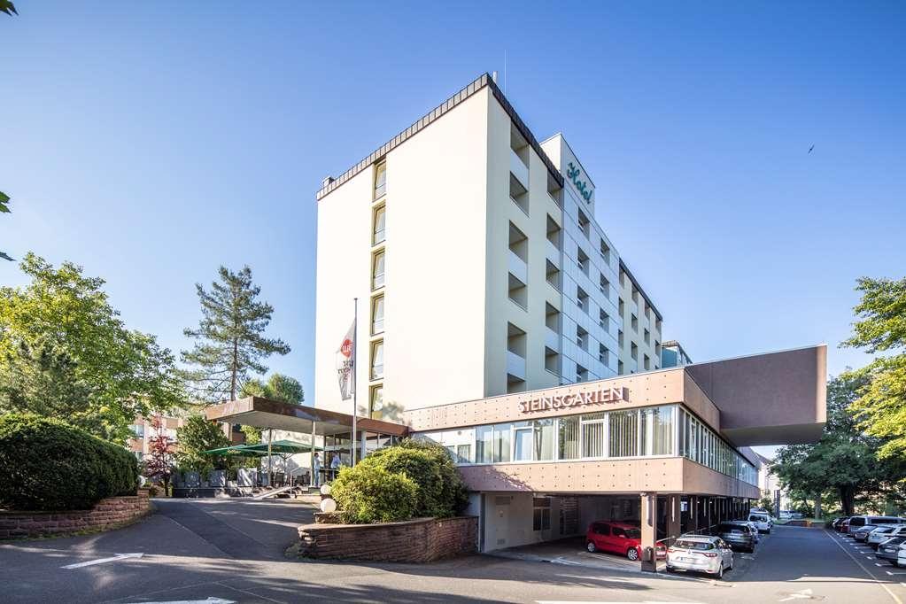 Best Western Plus Hotel Steinsgarten - Facciata dell'albergo
