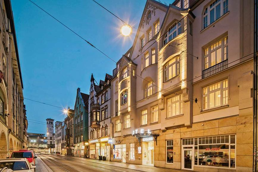 Best Western Plus Hotel Excelsior - Area esterna