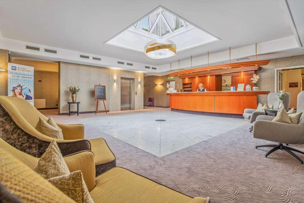 Best Western Plus Hotel Excelsior - Vista del vestíbulo