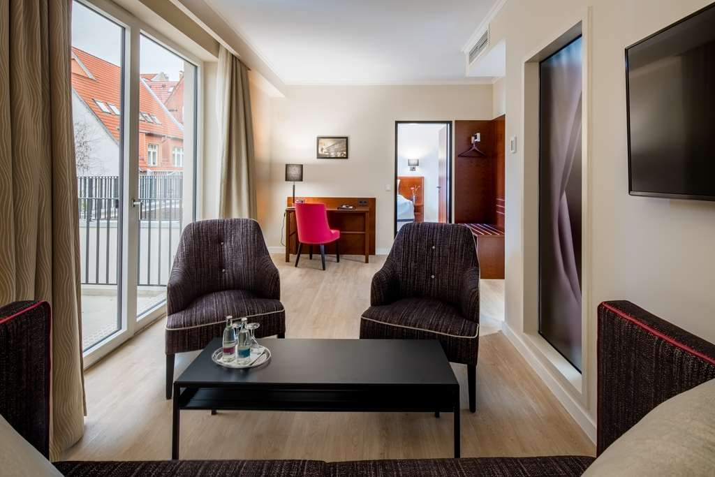 Best Western Plus Hotel Excelsior - Chambre d'agrément