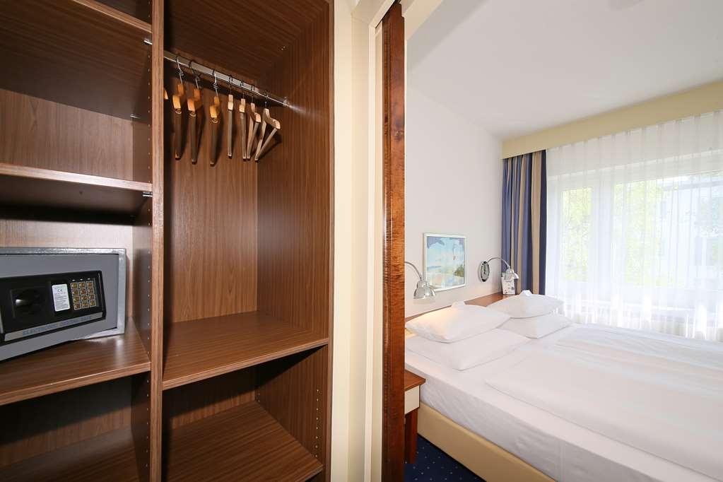 Best Western Hanse Hotel Warnemuende - Gästezimmer/ Unterkünfte