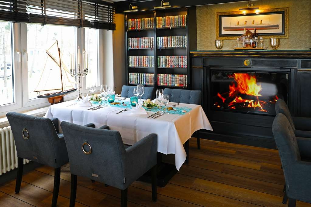 Best Western Hanse Hotel Warnemuende - Restaurant