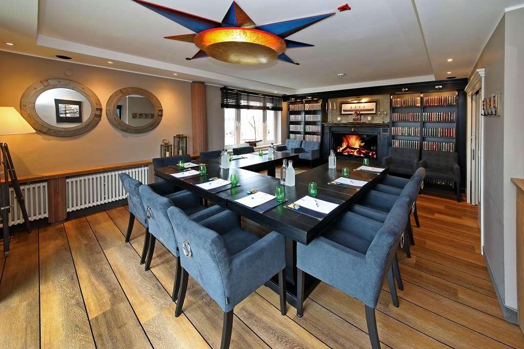 Best Western Hanse Hotel Warnemuende - Besprechungszimmer