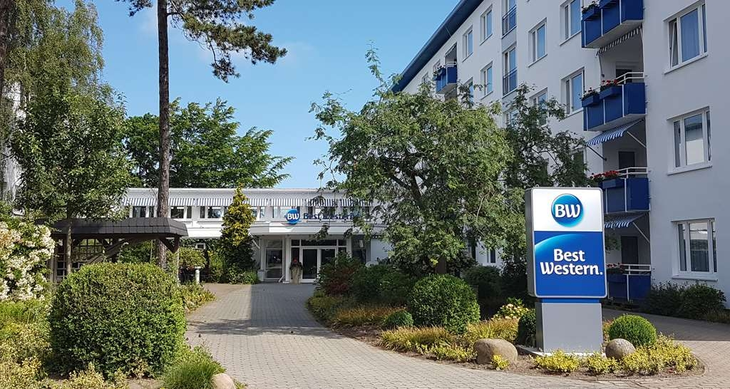 Best Western Hanse Hotel Warnemuende - Vista Exterior