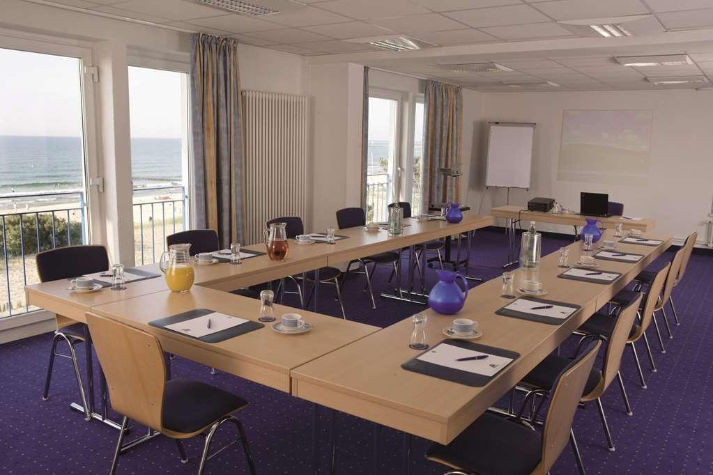 Best Western Hanse Hotel Warnemuende - Sala de reuniones