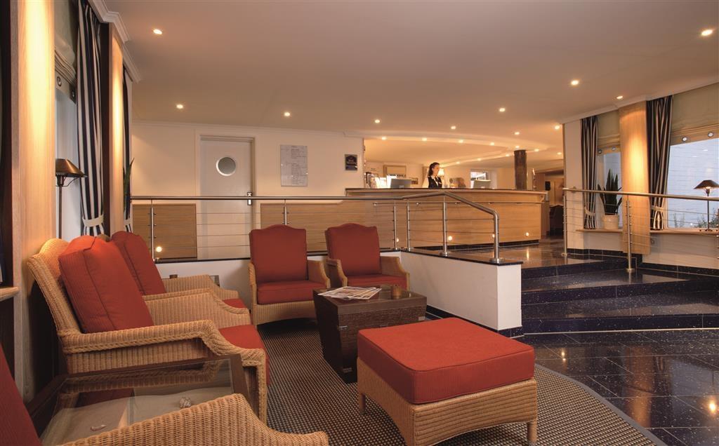 Best Western Hanse Hotel Warnemuende - Lobby