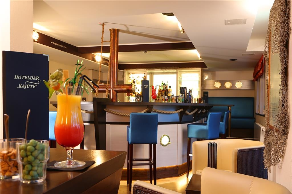 Best Western Hanse Hotel Warnemuende - Bar