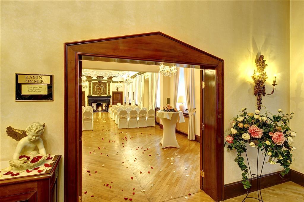 Best Western Premier Parkhotel Engelsburg - Sala da ballo