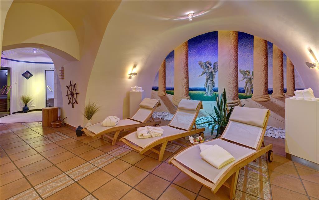 Best Western Premier Parkhotel Engelsburg - Balneario