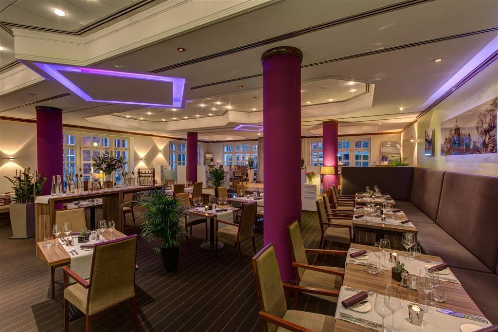 Best Western Premier Parkhotel Engelsburg - Restaurantes