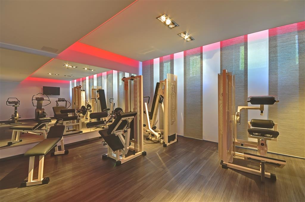 Best Western Premier Parkhotel Engelsburg - Fitness Center
