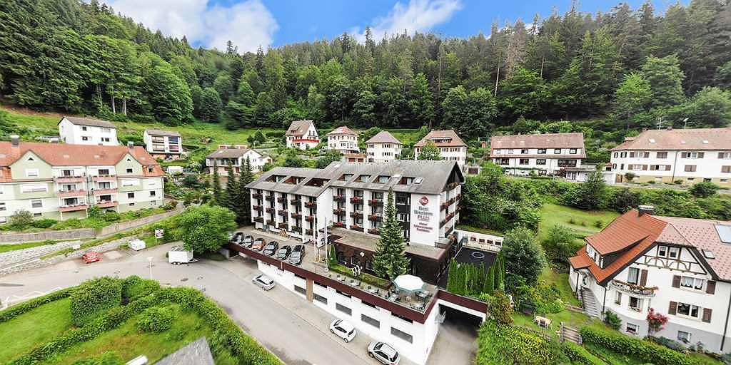 Best Western Plus Hotel Schwarzwald Residenz - Aussenansicht