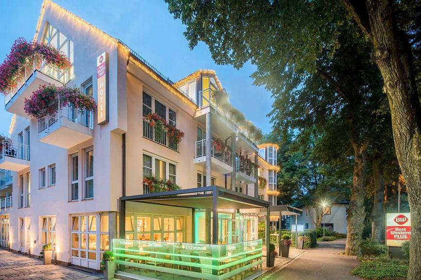 Best Western Plus Parkhotel Erding - Aussenansicht