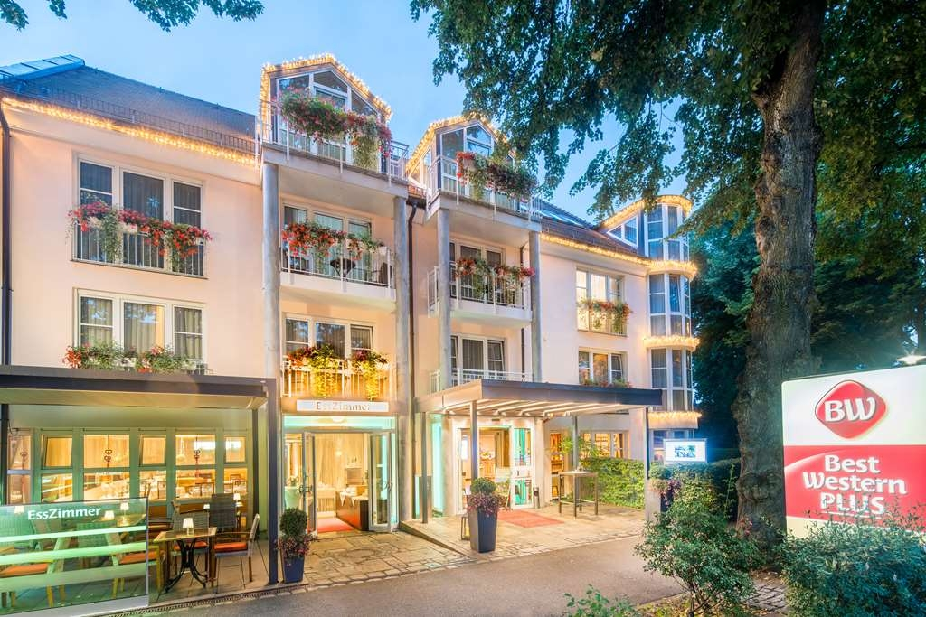 Best Western Plus Parkhotel Erding - exterior