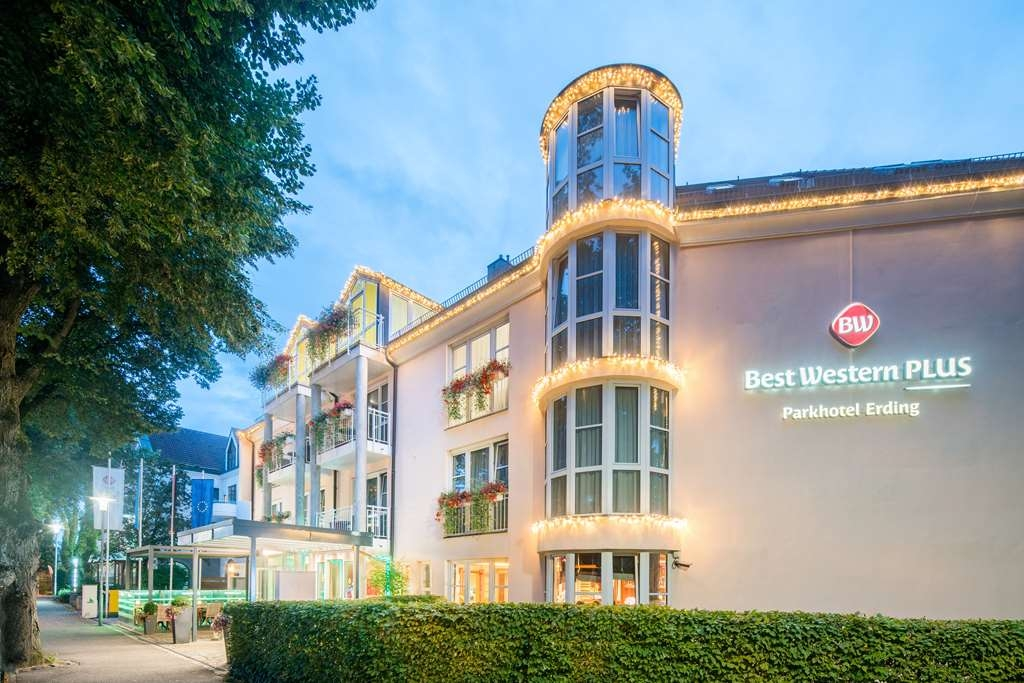 Best Western Plus Parkhotel Erding - Façade