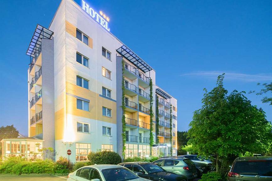 Best Western Hotel Windorf - Aussenansicht