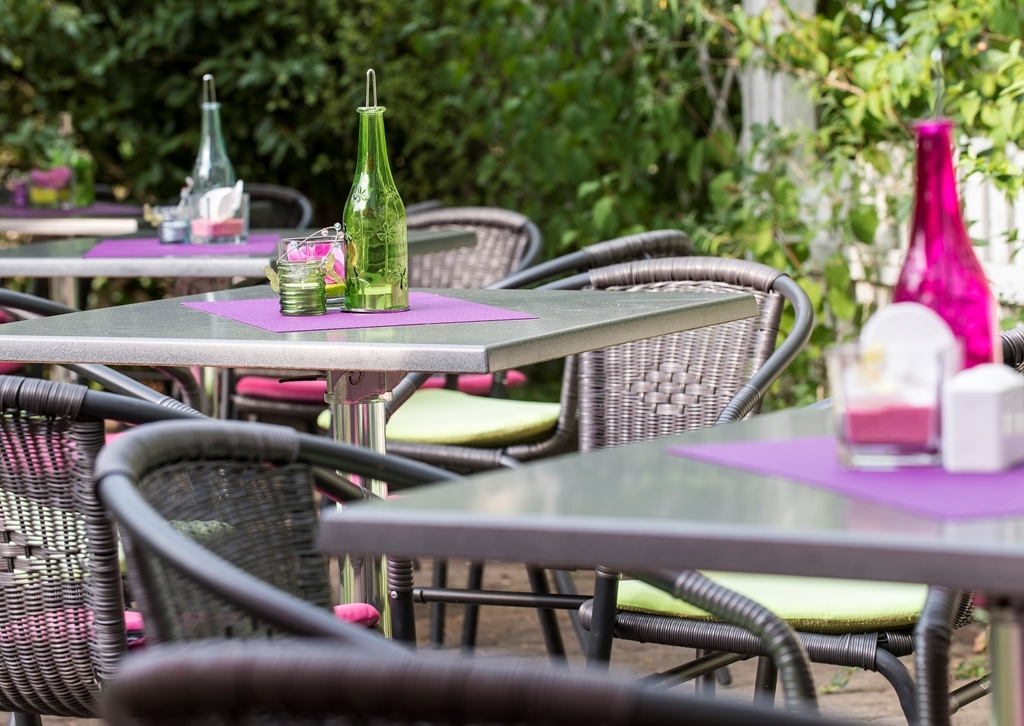Best Western Hotel Windorf - Outside Dining