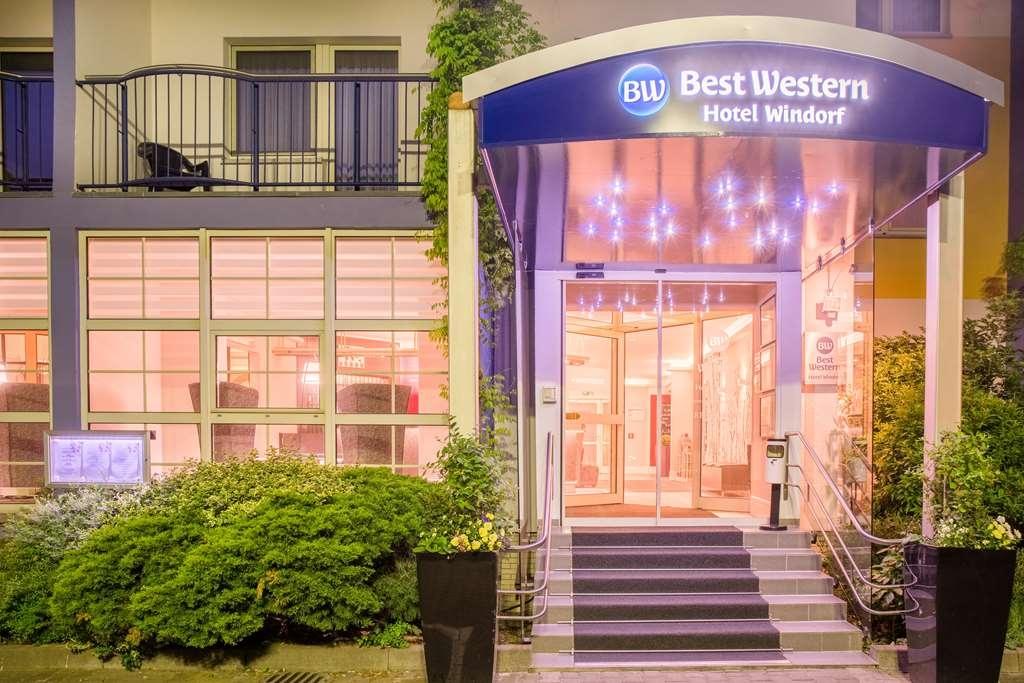 Best Western Hotel Windorf - Façade
