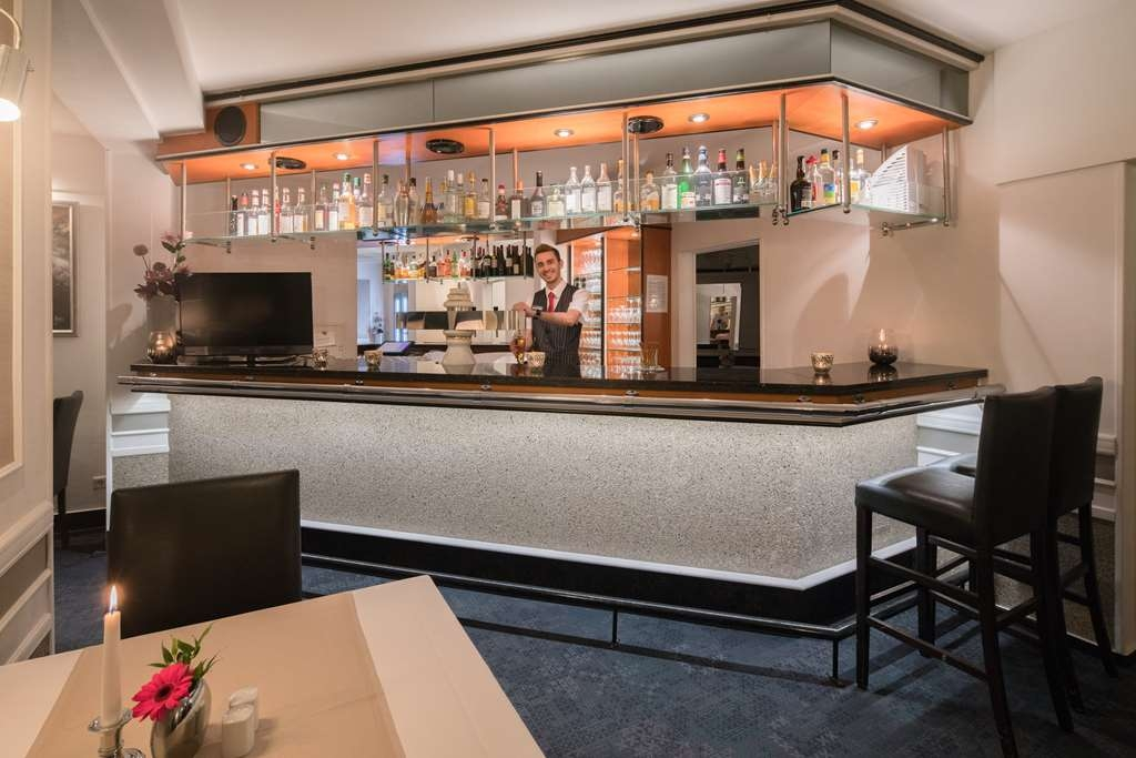 Best Western Hotel Windorf - Bar / Lounge