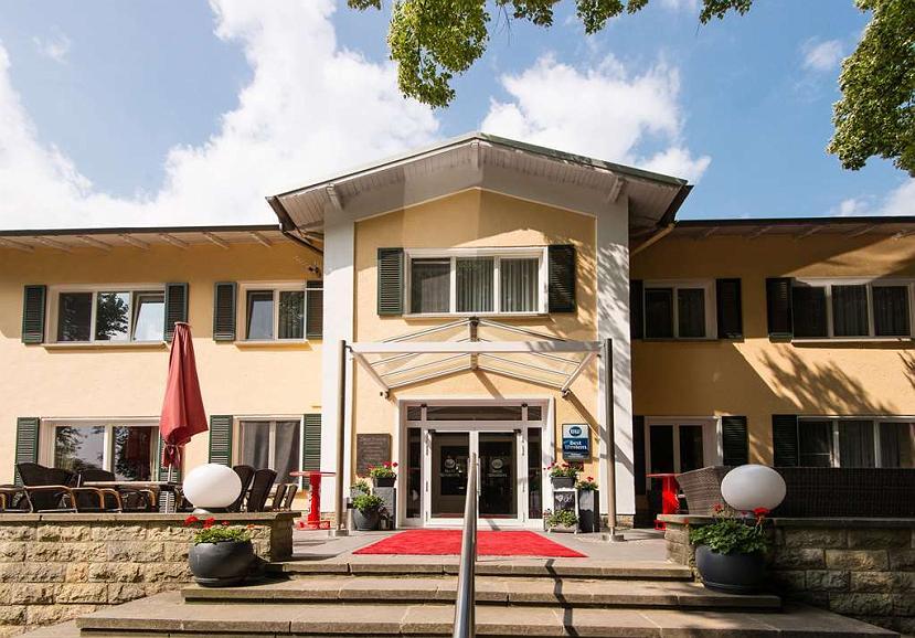 Best Western Seehotel Frankenhorst - Vista exterior