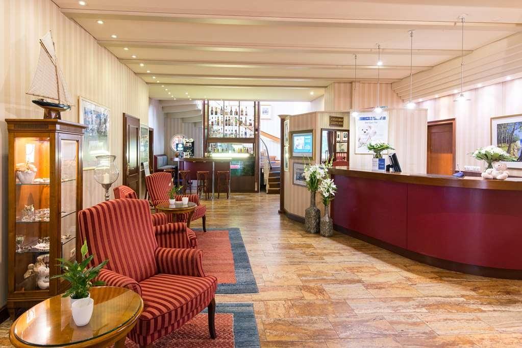Best Western Seehotel Frankenhorst - Hall
