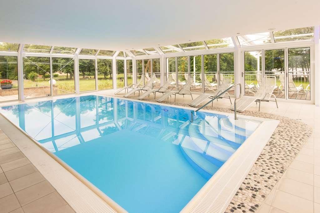 Best Western Seehotel Frankenhorst - Piscina