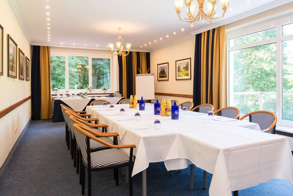 Best Western Seehotel Frankenhorst - Sale conferenze