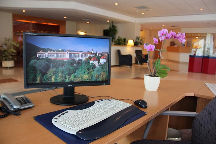 Best Western Hotel Jena - Vista del vestíbulo