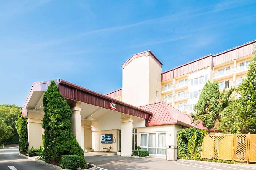 Best Western Hotel Jena - Aussenansicht