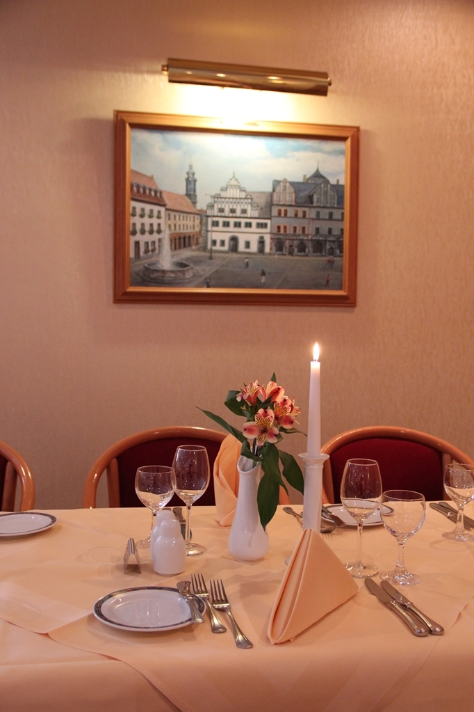 Best Western Hotel Jena - Dining