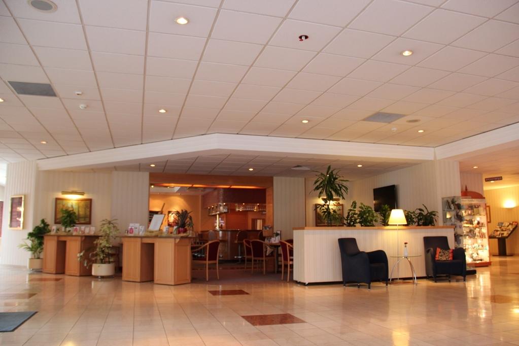 Best Western Hotel Jena - Lobby