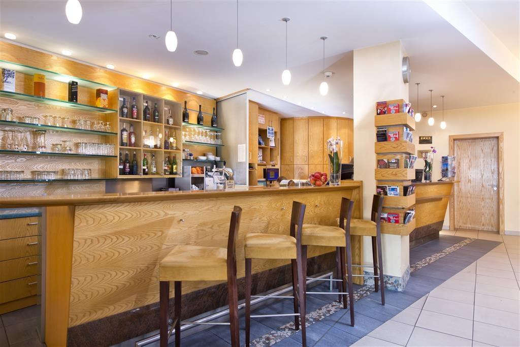 Best Western Hotel Kantstrasse Berlin - Bar-salon de l'hôtel