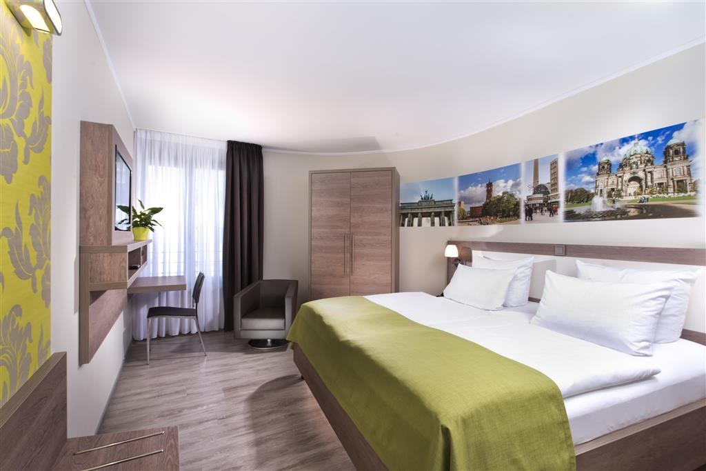 Best Western Hotel Kantstrasse Berlin - Chambre