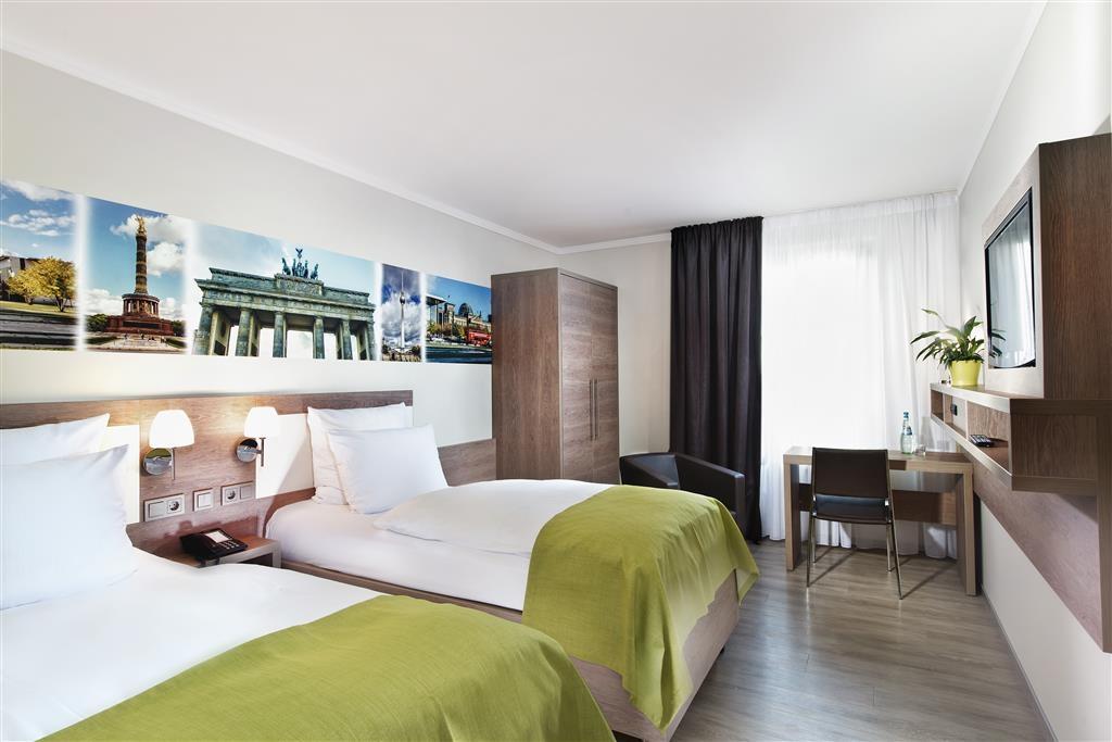 Best Western Hotel Kantstrasse Berlin - Camera
