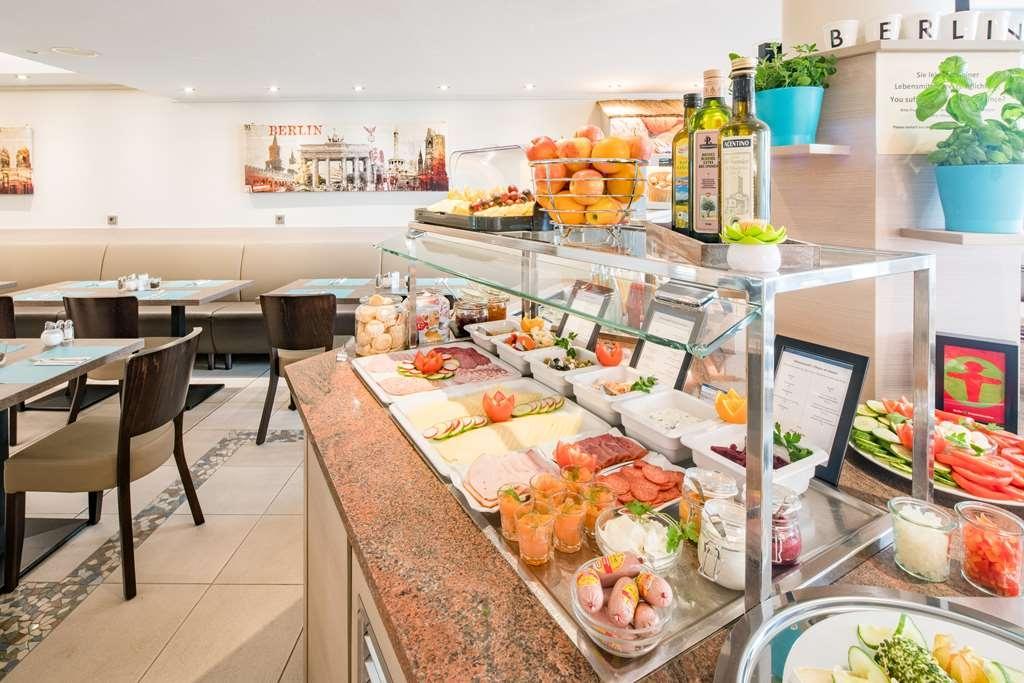 Best Western Hotel Kantstrasse Berlin - Restaurant / Etablissement gastronomique